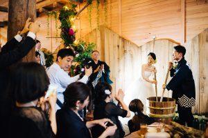 味噌蔵wedding