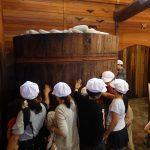 150年の木桶