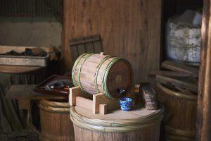NEWモデルの木桶