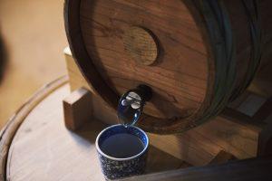 クラフト木桶(木樽)