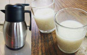 米麹の手作り甘酒