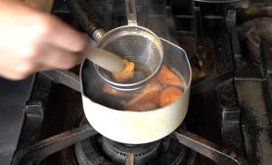 トマトの味噌汁